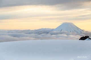 Tongariro Cloud Inversion