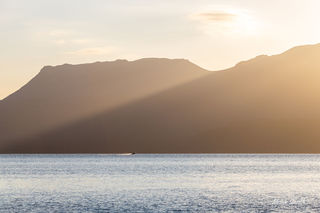 Mount Tarawera Sunrise