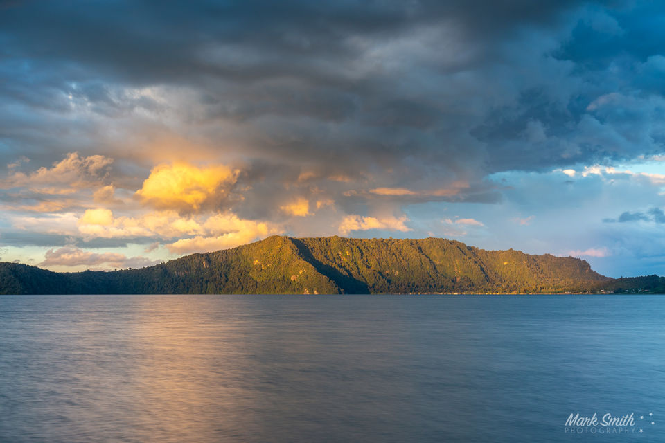 Lake Rotoiti Sunset